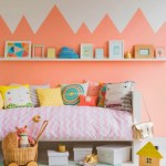 Dormitorios infantiles en colores pasteles