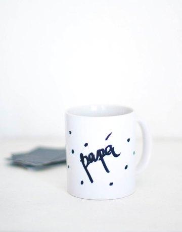 Taza-papa