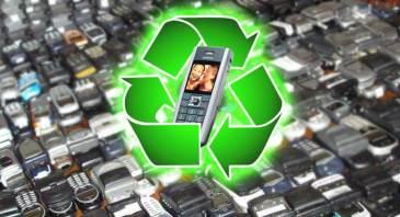 Reciclar móviles: ecología y ¿dinero?
