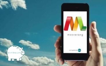 Tu dinero al día con @Mooverang