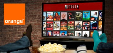 Orange regala Netflix a sus clientes
