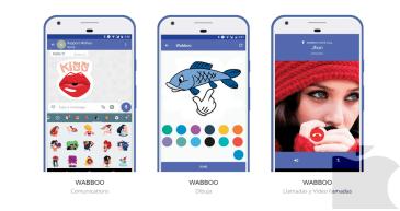 Wabboo, el nuevo WhatsApp mejorado