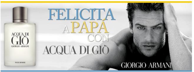 Muestra gratis Giorgio Armani