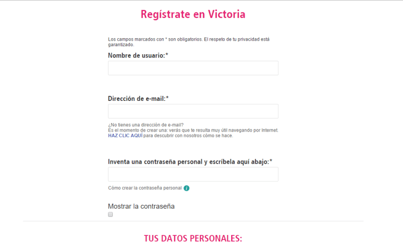 revista victoria gratis