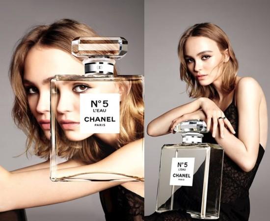 Muestras gratis de perfume Channel n5