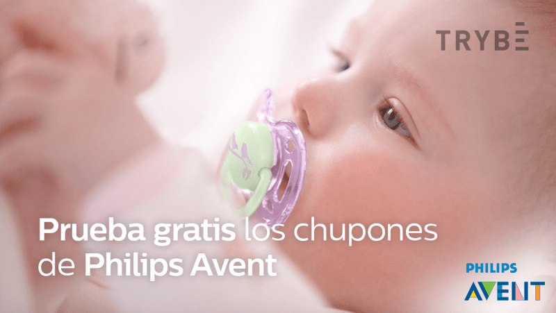 Consigue gratis chupetes Philips Avent