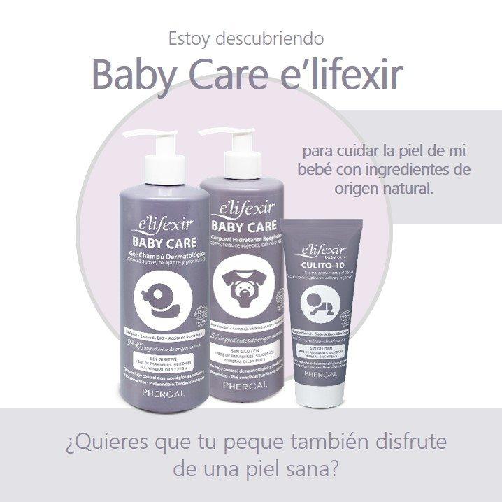Prueba gratis la nueva gama de bebe Elifexir