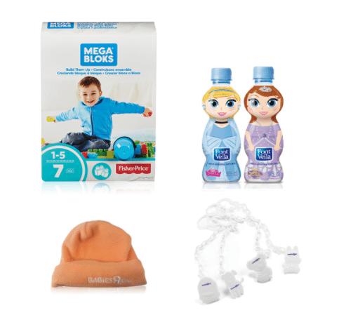 regalos para bebe gratis