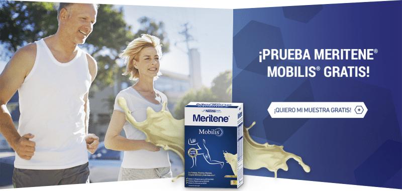 Nuevas muestras gratis de Meritene