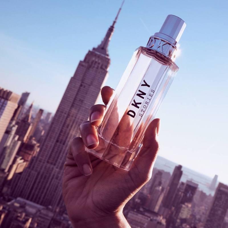 Muestras gratis de perfume DKNY