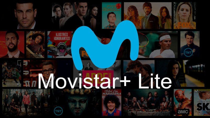 Movistar lite gratis