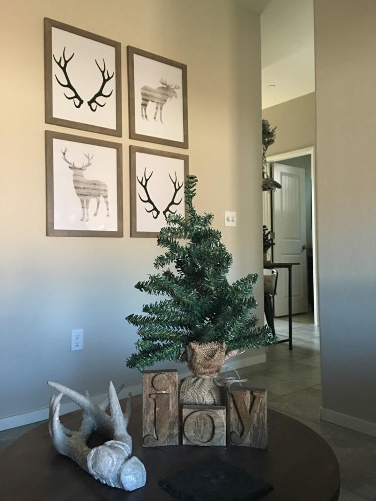 diy christmas prints