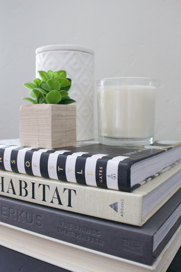 Decorating with Books & My Top Fav Home Decor Books | ahouseandadog.com
