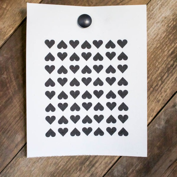 FREE Modern Valentine Printables | ahouseandadog.com