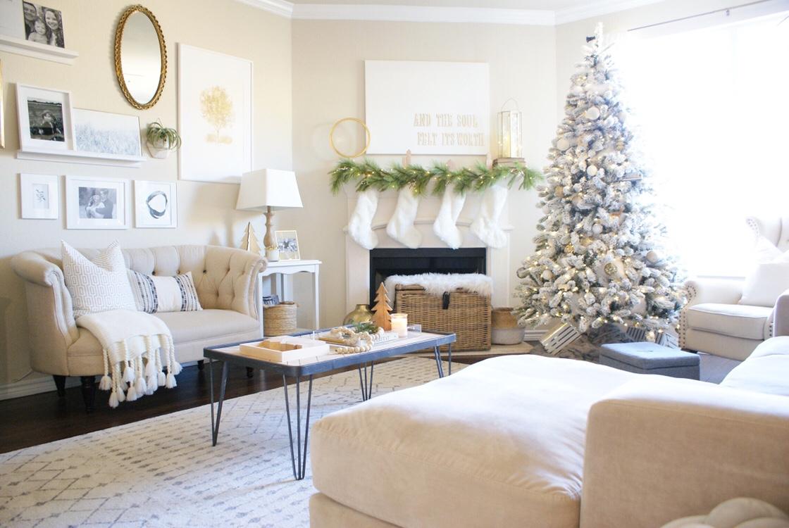 Favorite Christmas Room