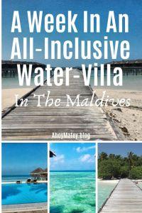 All-Inclusive Water-Villa In The Maldives