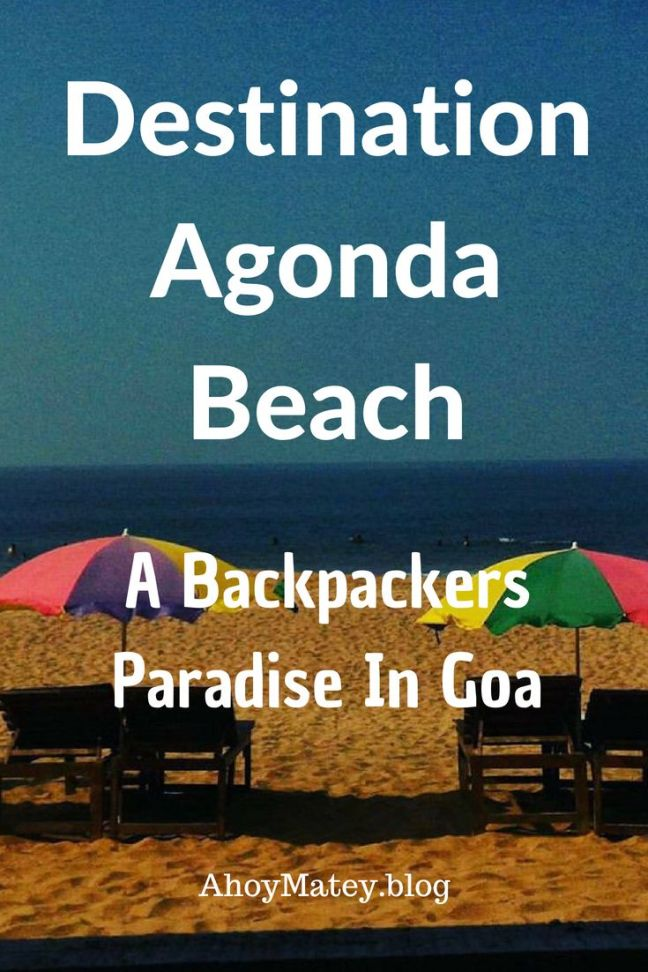Agonda beach was voted #1 among the Top 25 Beaches in India & Asia and #18 among the World's Top 25 Beaches in TripAdvisor's 2018 Traveller's Choice Awards. This South Goa beach is still one of the most peaceful, picturesque and relaxing beaches in Goa. #Goa #beach #India #Goabeach #Agonda