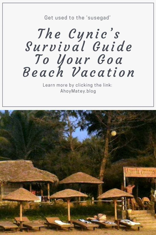 You might know what to DO on your Goa beach vacation? But do you know what NOT to do? Read our Goa vacation guide blog and learn the dos and don'ts of travel in Goa. Get tips on making your trip to Goa an enjoyable one. #Goa #beach #vacation #traveltips