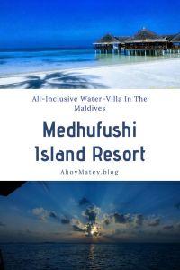 Medhufushi Island Resort - A Week in an All-Inclusive Water-Villa In The Maldives
