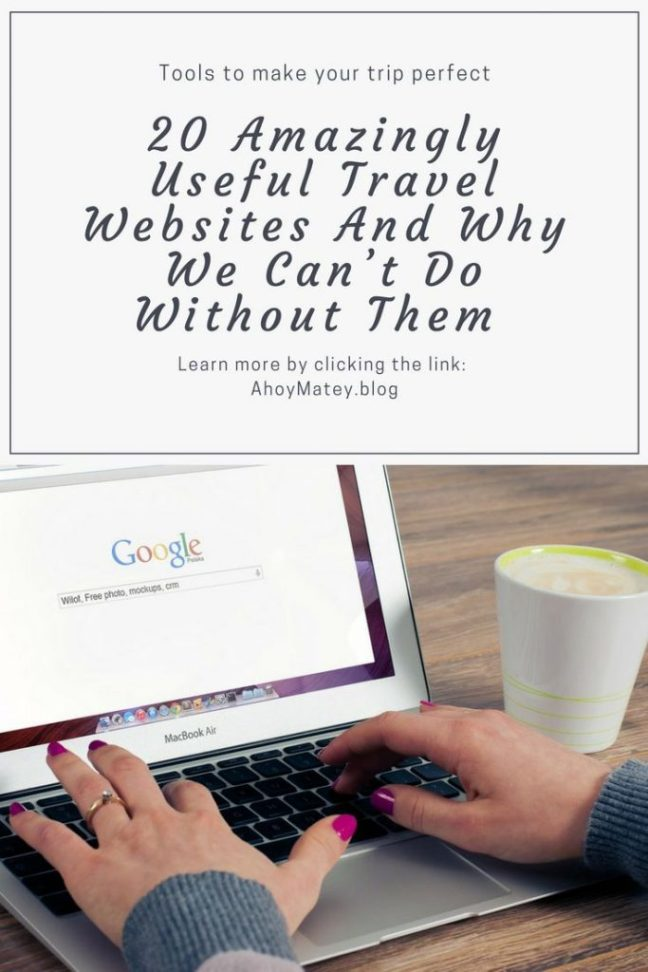 This article lists some of the most useful travel websites that caught our discerning eye for various factors like usefulness, user-friendly interface and authenticity. Read on to discover what useful websites for travel are available to make your trip perfect. #websites #traveltips #tools