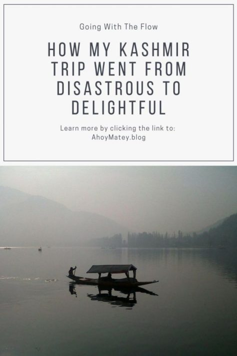 Do you have any bad travel stories to share? My trip to Kashmir and Srinagar in October 2011 was poorly planned and began rather disastrously, until a stranger's kindness took it from disastrous to delightful. Read about how I almost had a bad travel experience on my Kashmir tour. #Kashmir #Srinagar #travel #story