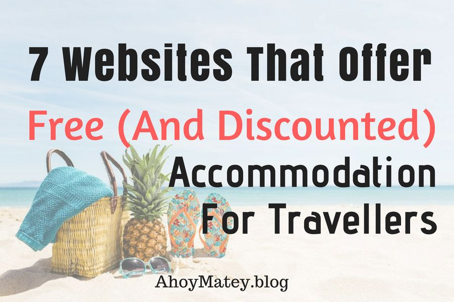 Accommodation Websites For Travellers