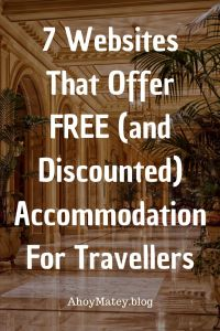 Free Accomodation for Travellers
