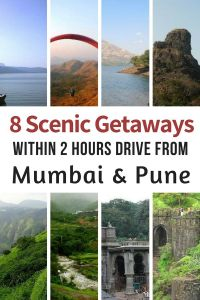 8 Scenic Getaways Within 2 Hours Drive From Mumbai And Pune