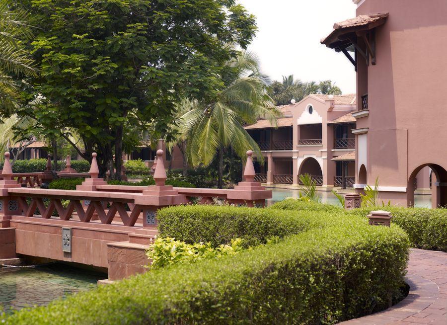 Indo - Portuguese style pousadas at Park Hyatt Goa Resort and Spa