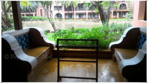 Welcome to Goan-style verandah living