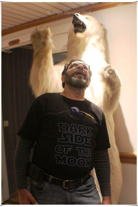 Arun Vs Polar Bear