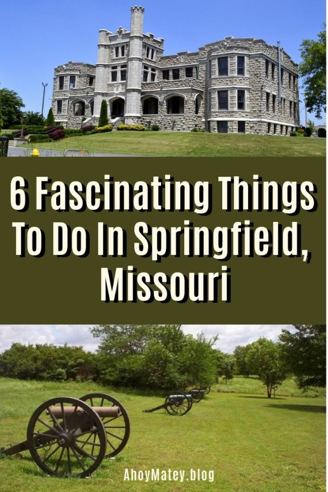 Fascinating Things To Do In Springfield Missouri