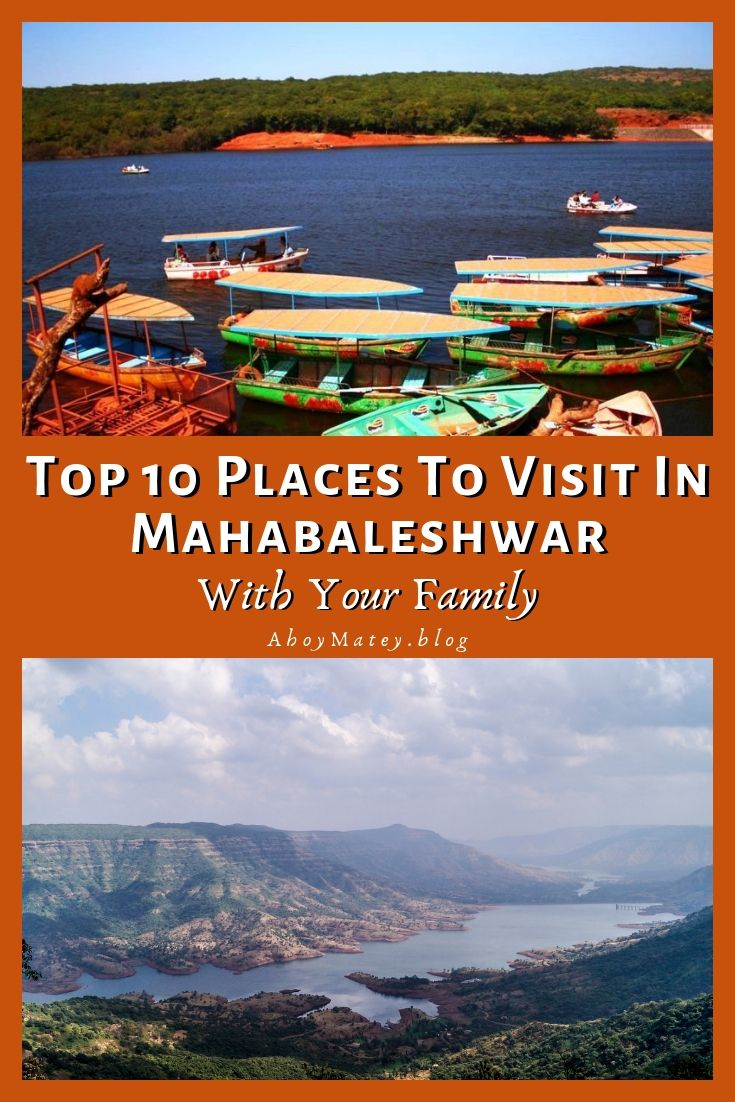 Top 10 Places To Visit In Mahabaleshwar With Your Family