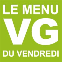 menu vg vegetalien vegan
