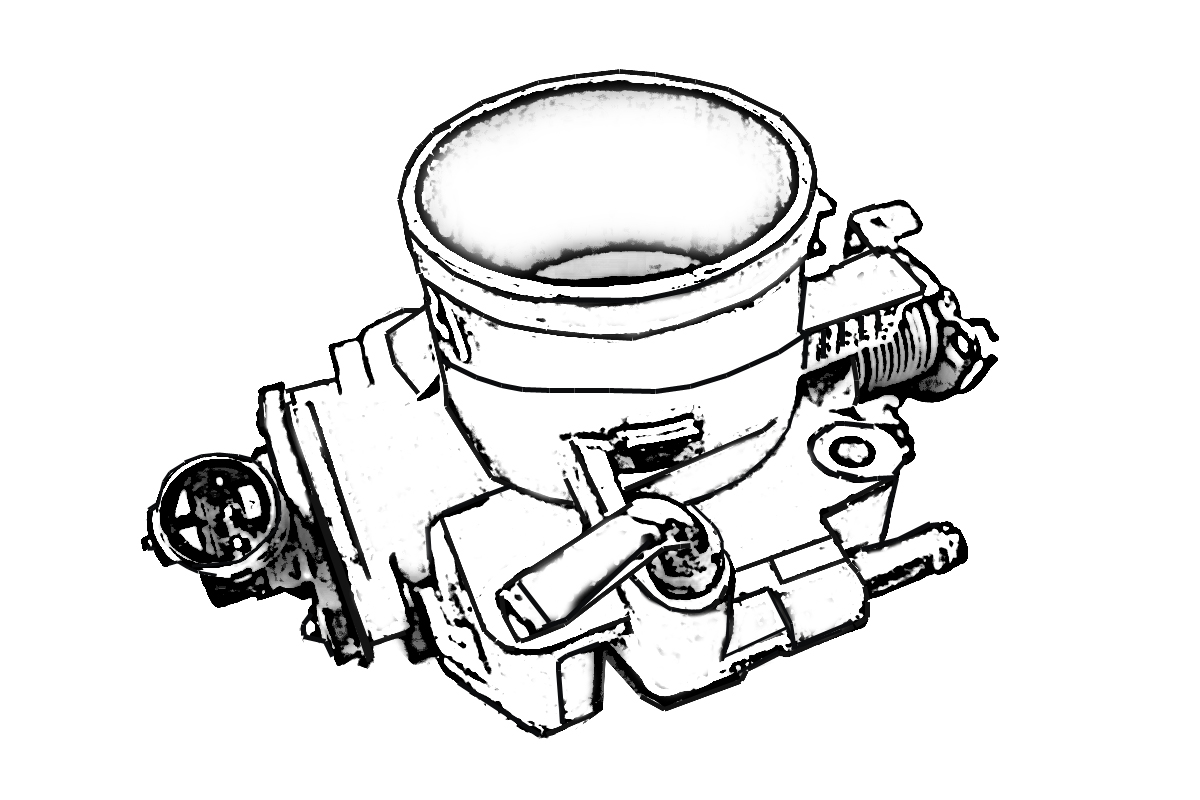 Acura Cl Throttle Body