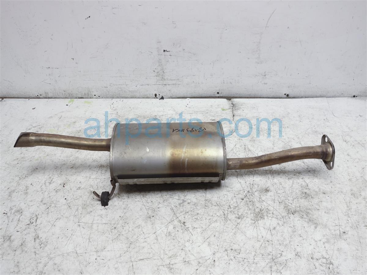 2003 honda civic exhaust muffler 18030 s5p a11