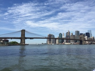 Bridge before