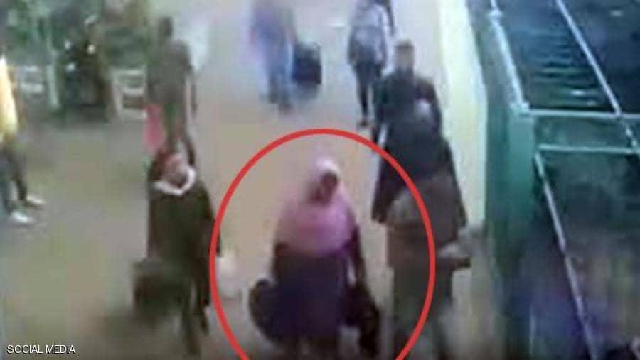 """كشف مصير """"حاملة الأكياس"""" فى حادثة محطة مصر"""