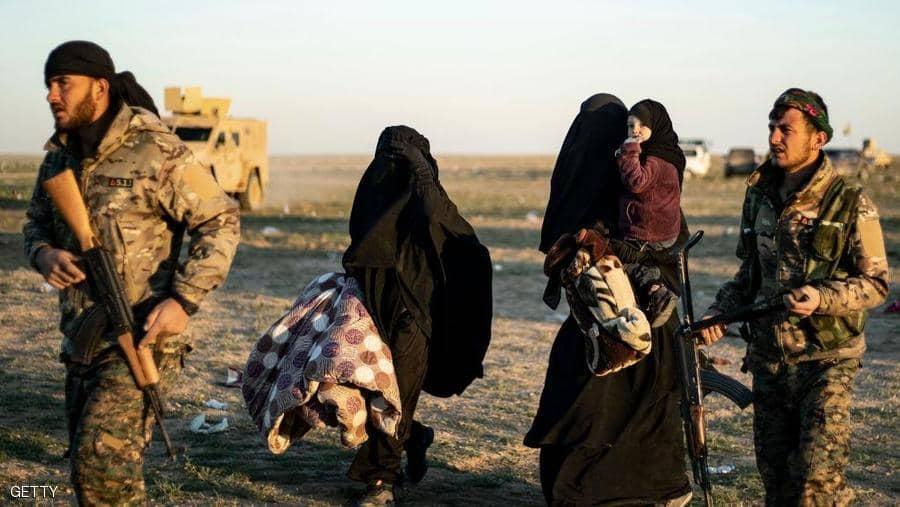 """طفلان امريكيان فى""""مصيدة داعش الأخيرة"""".. قصة الهروبالمفاجىء"""