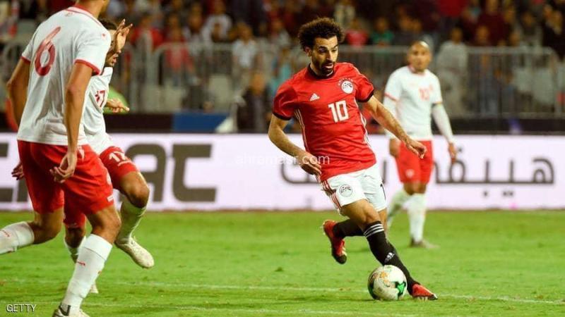 """اتحاد الكرة المصري يكشف قميص """"الفراعنة"""" الجديد"""