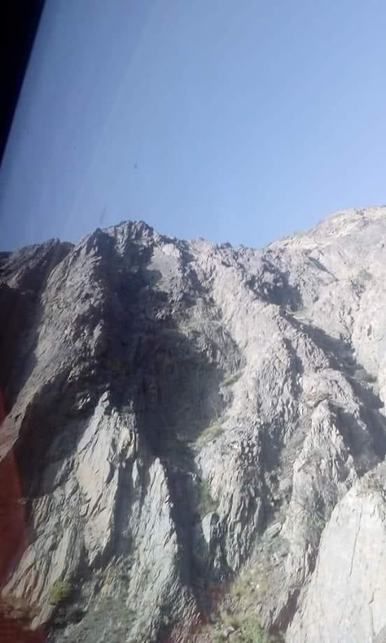 رحلة في جبال الموت