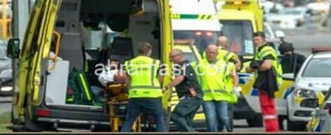 ارتفاع حصيلة ضحايا الهجوم على مسجدين اثناء صلاة الجمعة في نيوزيلندا إلى 49 قتيلا