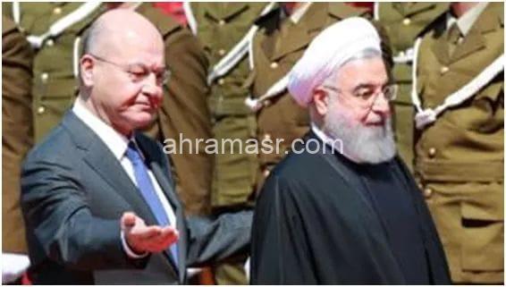 زيارة حسن روحانى: العراق بين خصمين لدودين يتصارعان داخل حدوده