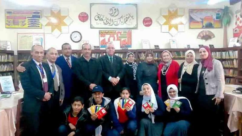 تصفيات مسابقة تحدى القراءة العربي على مستوى محافظة القاهرة للعام ٢٠١٩/٢٠١٨