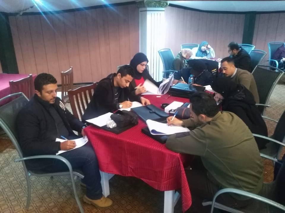 بدء البرنامج التدريبي لمنحة مستقبل وطن اللوجستية ببورسعيد