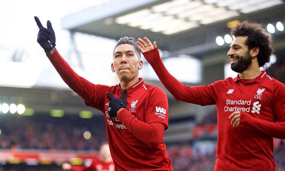 ليفربول ينجح فى تحويل هزيمته بهدف .. للفوز برباعيه.