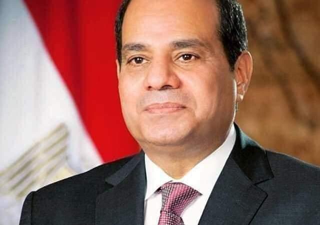 عن رئاسة الجمهورية مصر على بحيرة من البترول