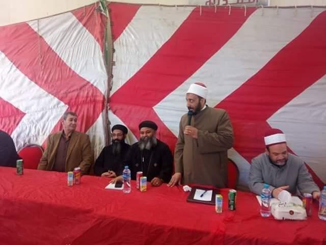 فضيلة الشيخ محمد عبد العزيز والمشاركة الفعالة لدور الداعية في المجتمع