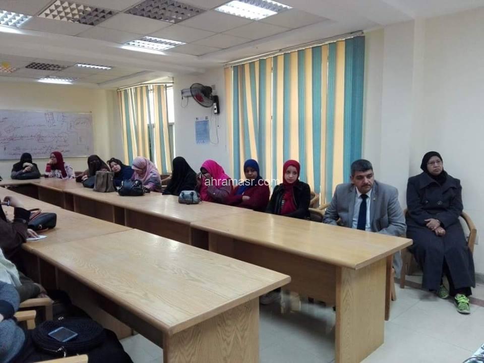 """ندوة بعنوان """"حقوق اصحاب المعاشات على ضوء حكم الإدارية العليا"""" بمركز النيل للإعلام بالسويس"""