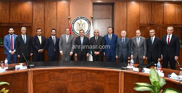 شهد المهندس طارق الملا وزير البترول والثروة المعدنية